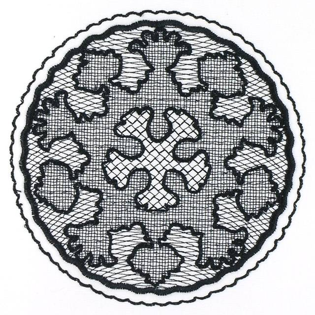 BFC1134 Lace Blackwork Designs