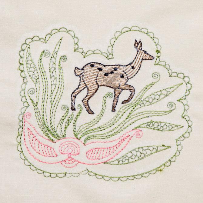 Bfc des filled deer