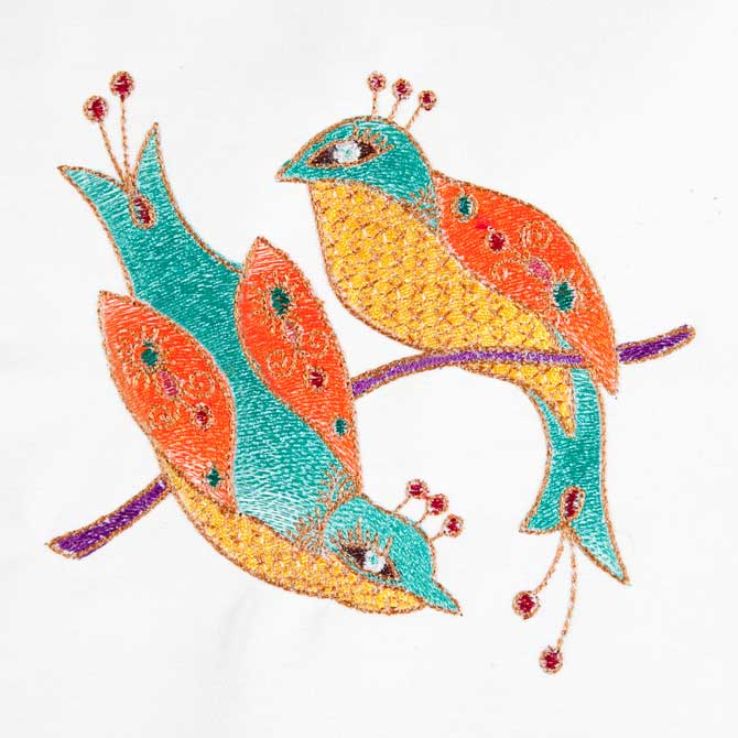 Bfc folk art animals