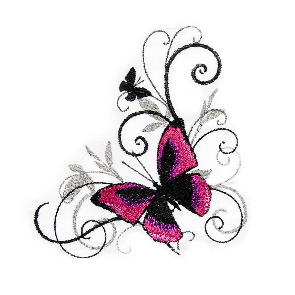 Bfc decorative butterflies