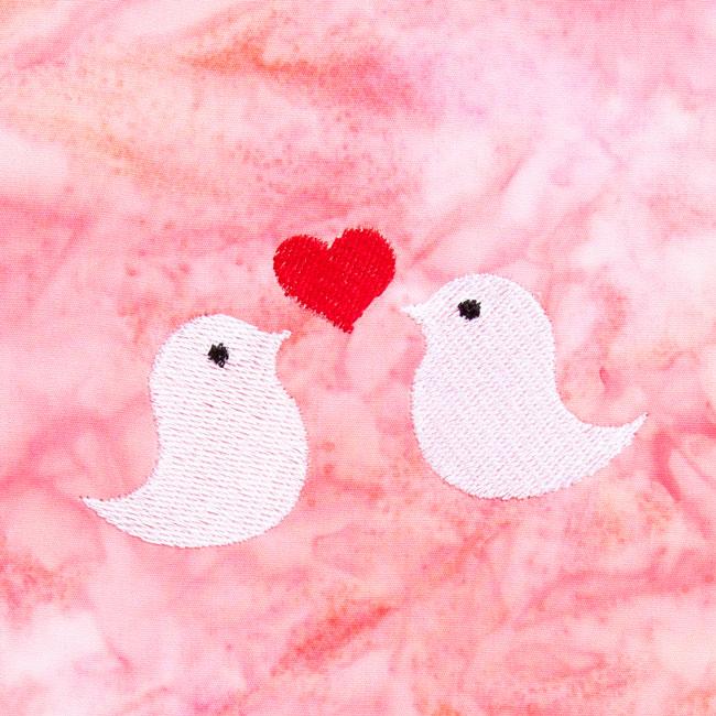 Tweety bird in love