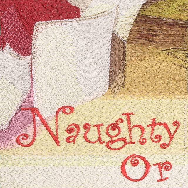 BFC0631 Window-Naughty or Nice