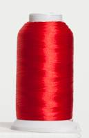 B5B2291-Bright Red Polyester Bobbin Thread