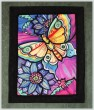 BFC1135 Ching Chou's Stained Glass Butterfly I Thread Kit