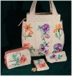 BFC1474 Watercolor Handbag Set Thread Kit