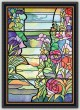 BFC1478 Tiffany Stained Glass Peony Window Thread Kit