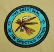 BFC0183 The Great Seal of the Choctaw Nation
