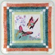 BFC0795 Block 4 of 12 Fairy Land Quilt - The Butterfly Fairies