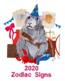 BFC31536 The Year of the Rat 2020