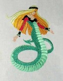 BFC0101 Serpent Lady