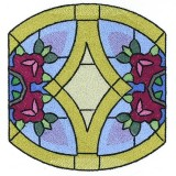 BFC30664 BFC1025 Stained Glass Tiles II - 01