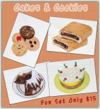 BFC1271 Cakes and Cookies