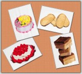 BFC1273 Cakes and Cookies II