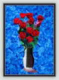 BFC1433 Large Bouquet of Red Roses