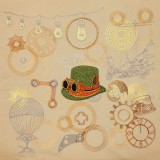 BFC1596 Backgrounds - Steampunk