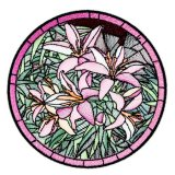 BFC1756 Stained Glass Circles and Frames - 05