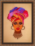BFC1818 African Beauty
