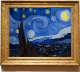 BFC1829 Large Starry Night by Vincent Van Gogh