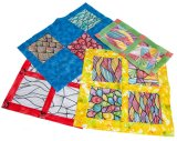 BFC1834 Versatile Colorful Quilt Blocks - Part 1