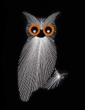 String Art Owl & Owlet