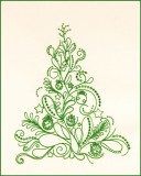 The Filigree Christmas Tree