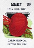 BFC0487 Seed Packets - Veggies 09