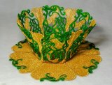 BFC0186 Lace Bowl - Celtic Fantasy