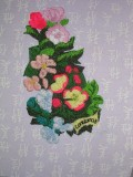 Floral Wreath - 9