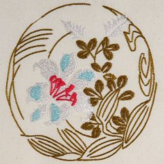 BFC1006 JAPANESE QUILT CIRCLES II - 06