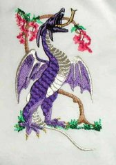 BFC0101 Purple Dragon