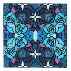 BFC30669 BFC1026 Stained Glass Tiles II - 02