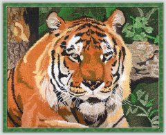 BFC1131 Large Amur Tiger-The Patriarch
