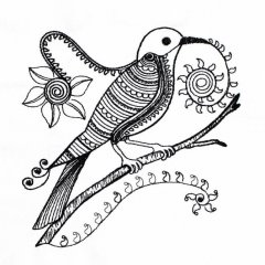 BFC1217 Blackwork Birds 04