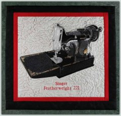 BFC1228 Singer Featherweight 221 Thread Kit