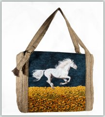 BFC1337 Galloping in the Wind Handbag