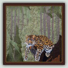 BFC1448 Endangered Species - Amur Leopard Thread Kit