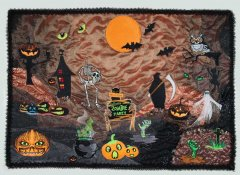 BFC1511 Zombie Party Thread Kit