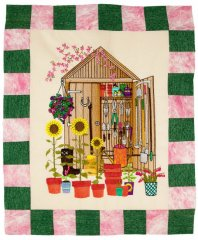 BFC1633 & BFC1635 Gardening Quilt Collection Thread Kit
