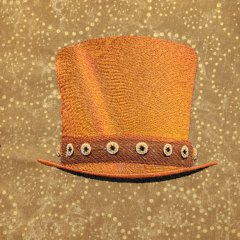 BFC1740 Steampunk Hats -02