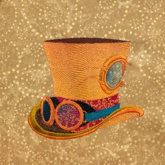 BFC1740 Steampunk Hats -05