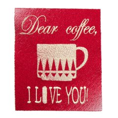Dear Coffee I Love You