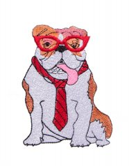 BFC1782 Hipster Pets - Dogs and Cats - 05
