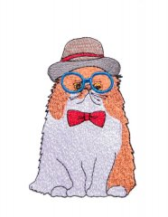BFC1782 Hipster Pets - Dogs and Cats - 06