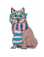 BFC1782 Hipster Pets - Dogs and Cats - 08