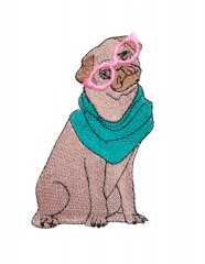 BFC1782 Hipster Pets - Dogs and Cats - 10