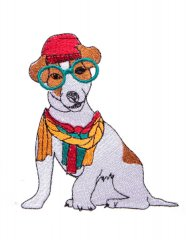 BFC1782 Hipster Pets - Dogs and Cats - 12