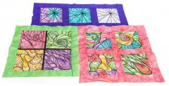 BFC1854 Versatile Colorful Quilt Blocks - Part 3