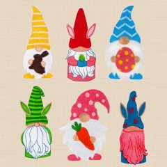 BFC1918 Easter Gnome Fun Set
