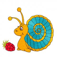Scooter the Snail