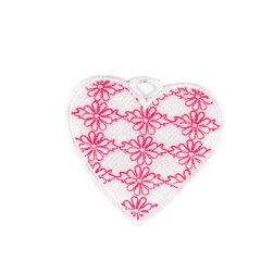 FSL Flower Lace Heart